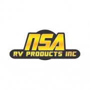 """NSA RV Products Roadmaster 3/4\\"""" Hole Steel Clevis  NT14-1900  - Tow Bar Accessories"""