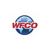 WFCO/Arterra Door Plastic Brown Two Tabs On Bottom   NT19-2862  - Power Centers - RV Part Shop USA