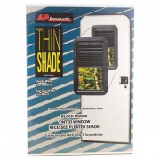AP Products Slim Shade Replacement Shade Only Black  NT20-1561  - Doors - RV Part Shop USA