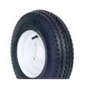 Americana 480-8 Tire C Ply/4H White   NT17-0251  - Trailer Tires - RV Part Shop USA