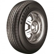Americana 235/80R16 Tire E/8H Trailer Wheel Spoke White Striped   NT17-0230  - Trailer Tires - RV Part Shop USA