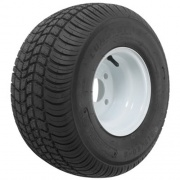 Americana 205/65-10 B/5H White   NT17-0243  - Trailer Tires - RV Part Shop USA