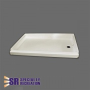 Specialty Recreation Shower Pan 24 X 36 Parch  NT10-1831  - Tubs and Showers