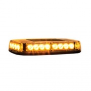Buyers Products LIGHTBAR,MINI,LED,12-24 VDC,AMBER,  NT62-2341  - Emergency Warning - RV Part Shop USA