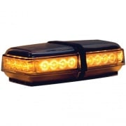 Buyers Products LIGHTBAR,MINI,LED,12VDC,AMBER,MAGNE  NT72-7525  - Emergency Warning - RV Part Shop USA