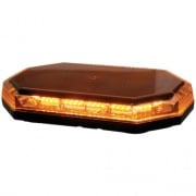 Buyers Products LIGHTBAR,MINI,LED,12-24 VDC,AMBER/C  NT72-7527  - Emergency Warning - RV Part Shop USA