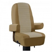 Classic Accessories RV Captain Seat Cover Tan - 1-Pack  NT01-1518  - Other Covers - RV Part Shop USA