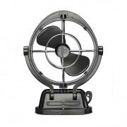 Caframo Sirocco II. Mounted Fan. 360 Airflow. Ultra Quiet, 12/24V Black.  NT22-0529  - Interior Ventilation - RV Part Shop USA