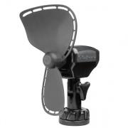 Caframo Ultimate 12V Lighter Plug Fan for Boats and Campers Black  NT22-0539  - Interior Ventilation - RV Part Shop USA