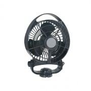 Caframo Bora. 12V Marine Fan. Direct Wire, Low Draw Black.  NT22-0531  - Interior Ventilation - RV Part Shop USA