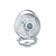 Caframo Bora 12V Marine Fan. Direct Wire, Low Draw White  NT22-0532  - Interior Ventilation - RV Part Shop USA