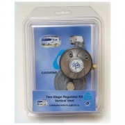 Cavagna Two-Stage Stage Regulator Kit  NT06-0864  - LP Gas Products