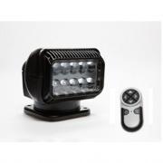 Golight Radioray GT Series Permanent Mount - Black LED   NT62-4385  - Flashlights/Worklights - RV Part Shop USA