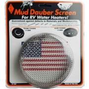 JCJ Enterprises Mud Dauber Screen for Truma and Alde Water Heaters 110 mm (Airstream)  NT03-9964  - Water Heaters - RV Part S...