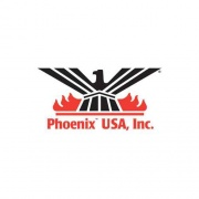 Phoenix USA Covers Trailer Hubs & Lug Nuts w/6 Lug   NT17-2506  - Wheels and Parts