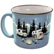 Camp Casual Camp Casual Coffee Mugs  CP-CC0229  - Kitchen - RV Part Shop USA