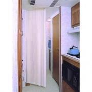 United Shade Pleated Folding Doors  CP-US0431  - Doors - RV Part Shop USA