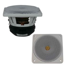 """N4C 4"""" Classic Series Speakers - 4 OHM - (Pair) White"""