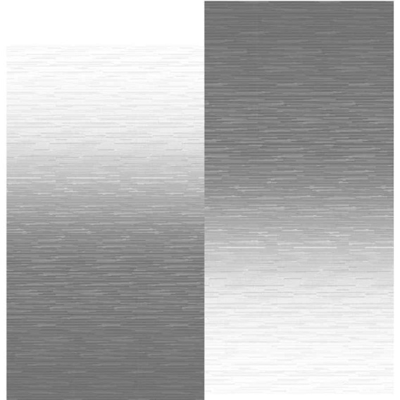 Fiesta Springload Awning Roller/Fabric Silver Fade 20'