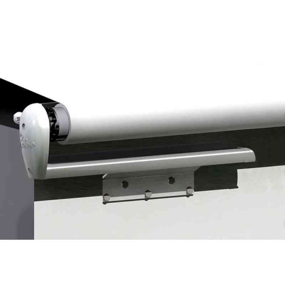 """Slideout Cover Awning 85"""" White"""