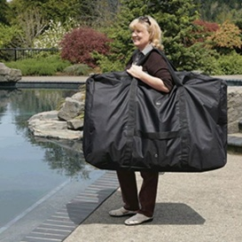 Chair Bag Black