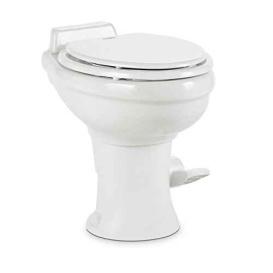 320 Sealand Toilet White w/Spray