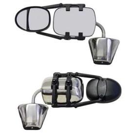 XLR Ratchet Dual Head Clip On Mirror 5-13