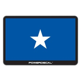 Powerdecal Blue Bonnie Flag