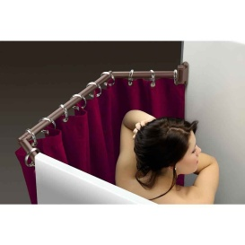 """Ext-A-Shower 35""""-42""""W Oil Rubbed Bronze"""