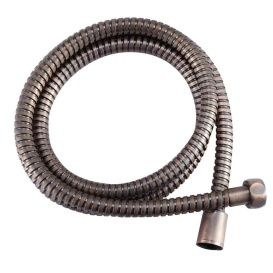 "60"" Stainless RV Shower Hose Oil Rubbed Bronze"