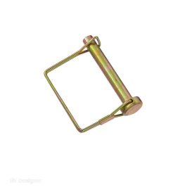 "Safety Lock Pin 3/8"" X 2-1/4"""