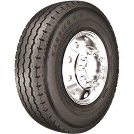 235/85R16 Tire E/8H Trailer Wheel Mini Modular Silver