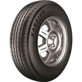 235/80R16 Tire E/6H Trailer Wheel Spoke White Striped