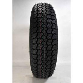 205/75D Tire15 C/5H Trailer Wheel Mini Modular Silv