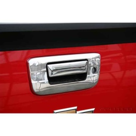 Tailgate Handle Cover Chrome w/Kh Chev 07