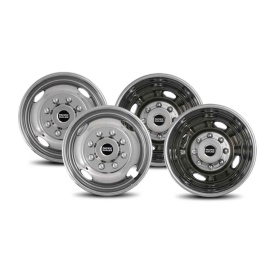 """17"""" Dualies Cover F350 05-06"""