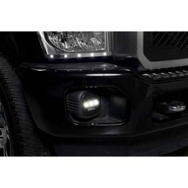 LED Fog Lamps Ford Super Duty