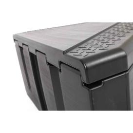 Toolbox Plastic Triangular Trailer Box