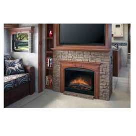 Dimplex Opti-Flame Fireplace