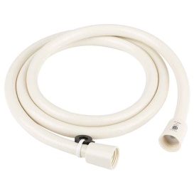 "60""Vinyl Shower Hose Bisque"