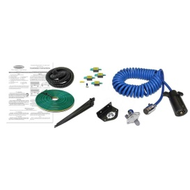 Towed Wiring Kit w/4-7 Flexcor