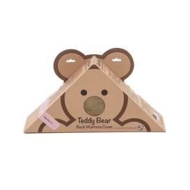 Teddy Bear Bunk Matt, Tan 3X32X74
