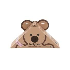 Teddy Bear Bunk Matt, Chocolate 4X50X74