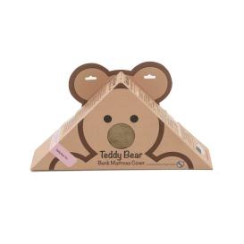Teddy Bear Bunk Matt, Tan 4X50X74