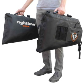 SIDE STOREGE BAG 4DR BLK