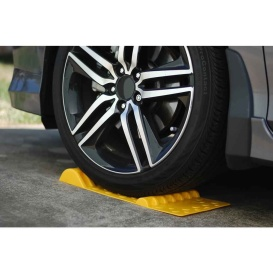 AccuPark Safe Garage Mat for Parking Accuracy