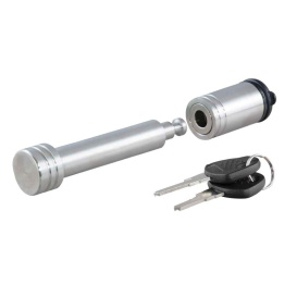 """5/8"""" Hitch Lock (2"""" Receiver, Barbell, Stainless)"""