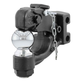 """Replacement Channel Mount Ball & Pintle Combination (2-5/16"""" Ball, 20,000 lbs.)"""