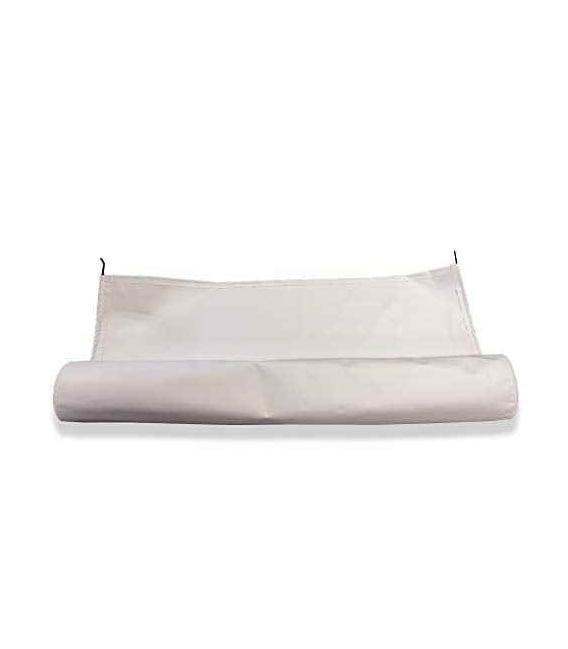 """Fabric For Slideout Kover 156"""" White"""