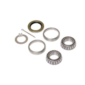 44643 BEARINGS & SEAL KIT W/COTTER